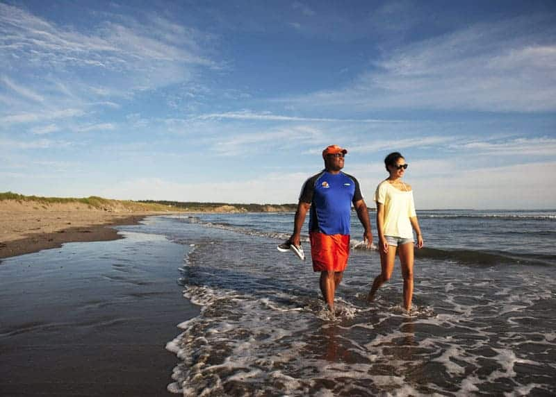 Mavillette Beach Nova Scotia