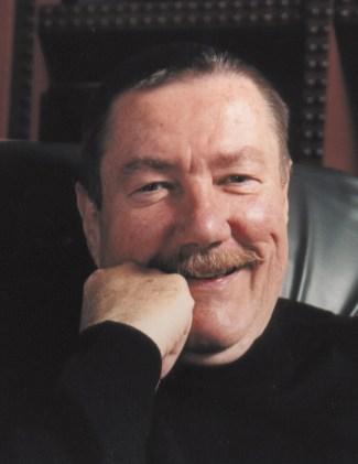 Portrait of Robert B. Parker