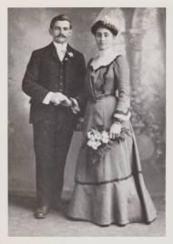 Edward and Louise Von Allmen