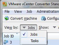 convert physical machine to machine vmware esxi