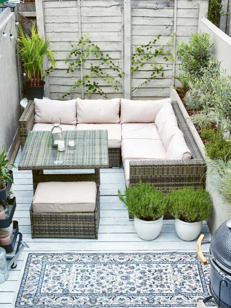 How To Style A Small Garden Balcony Or Outside Space Wise Living