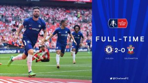 VIDEO: Chelsea vs Southampton 2-0 – Highlights & Goals