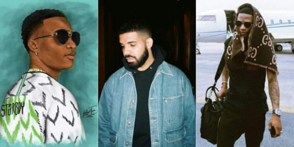 Wizkid reveals why there's no Picture of him with Drake online