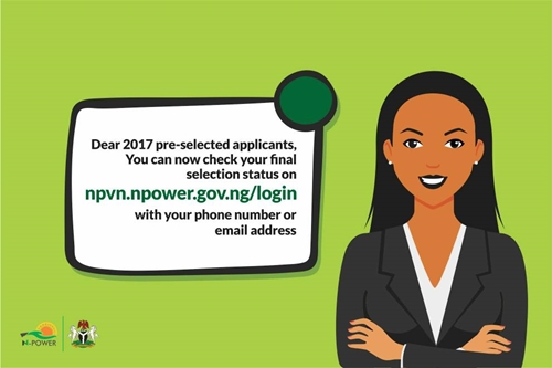 N-Power Releases Names Of Successful 2017 Applicants, Steps To Take In Checking Names