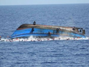 Narrow Escape!! 24 Passengers Narrowly Survive As Two Boats Capsize In Lagos