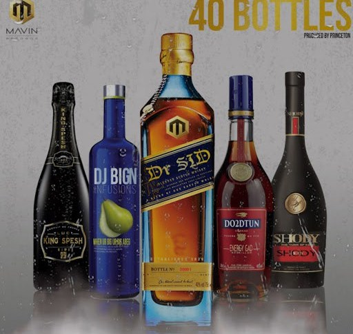 Dr Sid ft. Dj Big N, Shody, King Spesh & Do2dtun – 40 Bottles