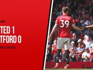VIDEO: Manchester United vs Watford 1-0 – Highlights & Goal