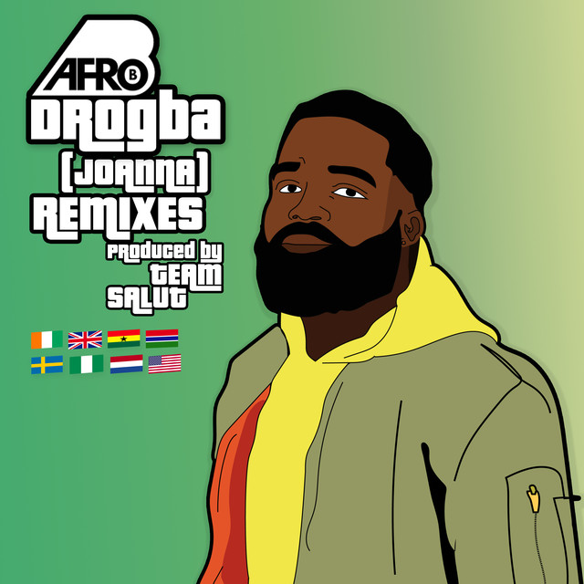 Afro B ft. Mayorkun x Kuami Eugene x Kidi x Frenna – Drogba (Remix)
