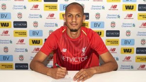 TRANSFER NEWS: Liverpool Completes Fabinho Signing