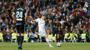 VIDEO: Real Madrid vs Celta Vigo 6-0 – Highlights & Goals