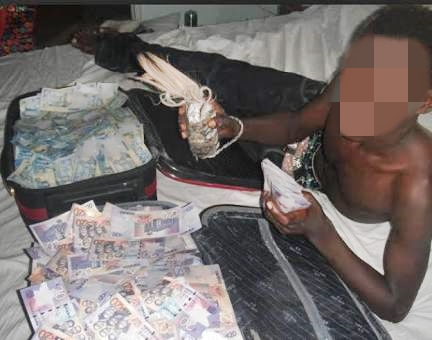 Ex-Yahoo Boy Reportedly Exposes Ritual Methods, Speaks On Eating Poo, Running Mad, Using Girls