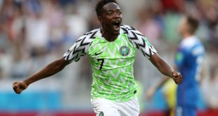 PHOTOS: Nigerians, Celebrities React To Super Eagles Win