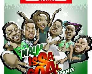 Naira Marley ft. Falz, Olamide, Simi, Lil Kesh and Slimcase – Naija IssaGoal (Remix)