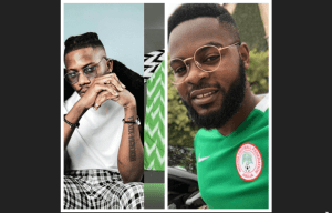 Nigerian Rappers, Falz & Ycee React To Super Eagles New Kit