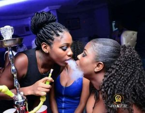FG Bans Shisha Smoking In Public, Police To Commence Arrest Of Shisha Smokers
