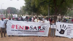 #EndSARS: HR Manager Narrates How He Was 'Robbed' By SARS Officials Who Threatened To Drink His Blood