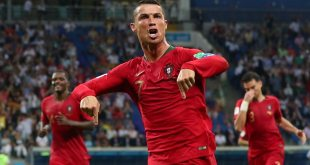 What Cristiano Ronaldo Said After Scoring Hat-trick Against Spain Will Motivate You