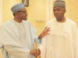 Presidency Lists 22 Sins SARAKI Committed Against Buhari's Government And APC Before Joining PDP