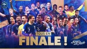 VIDEO: France 1 vs 0 Belgium (2018 World Cup) – Highlights & Goals