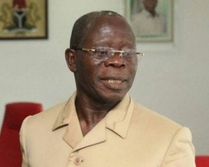 EXPOSED! Oshiomhole Reveals Senate President, Bukola Saraki's Relationship With Offa Armed Robbers