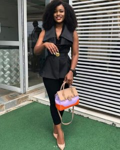 PHOTOS: Cee-C Bags Endorsement Deal With NairaBet