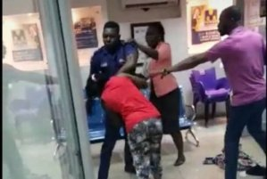 Ghanaian Police Who Beat Up a Nursing Mother Sentenced To 10 Years In Jail