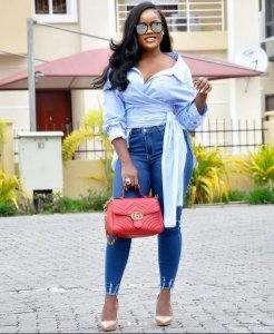 #BBNaija : Cee-C Receives Acid Attack Threat From A Fan Of Other Housemates