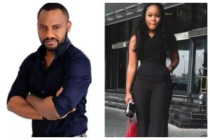 Go And Pour Your ACID On Your Corrupt Leaders, Leave Cee-c Alone – Yul Edochie Tells Nigerians