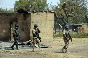 OH NO! 17 Nigerian Soldiers Killed In Fresh Boko Haram Attack