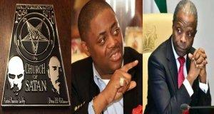 FFK Calls Osinbajo An Emissary Of Satan… Church Of Satan Reacts