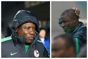 Nigerian Coach, Salisu Yusuf Banned From All Football Related Activities