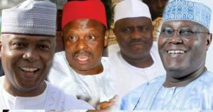 Commotion In PDP As Presidential Aspirants Disagree Over Ticket