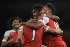 VIDEO: Arsenal 4 vs 2 Vorskla (Europa League) – Highlights & Goals