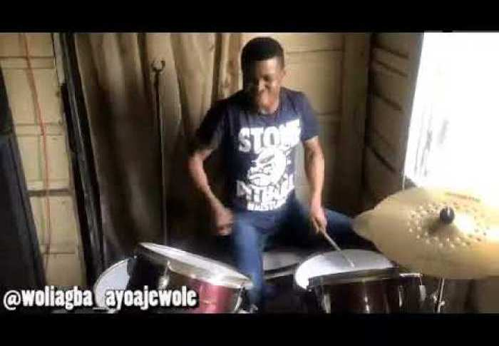 Comedy Video: Woli Agba - When Drummers Refused To Show Up For Service