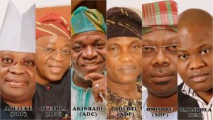 OSUN ELECTION: Here Are The Official Results Of Governorship Poll By INEC