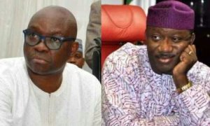 Why I May Not Attend Fayemi's Inauguration – Governor Fayose