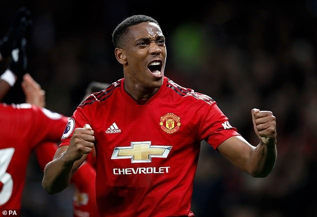 Martial's Goal In Comeback Win Over Newcastle Cost Manchester United £7.7M