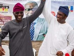 Lagos Guber Election: Sanwo-Olu Picks His Running Mate Ahead Of 2019