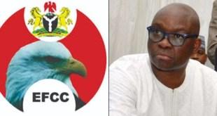 EFCC Detains Former Ekiti Governor Fayose Over N4.7Billion Fraud