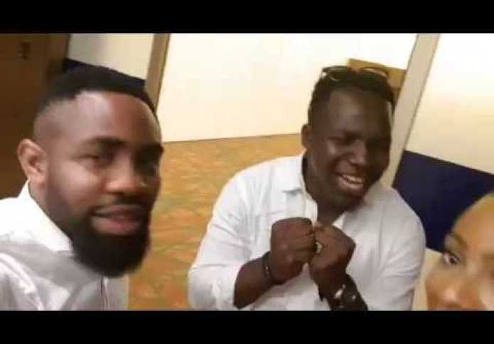 Comedy Video: Woli Arole x Dj Cuppy x Mr Cayana – Answered Prayer