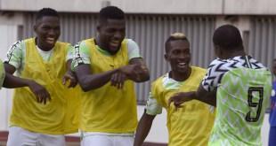 Libya 2 VS 3 Nigeria (AFCON Qualification) Highlights & Goals