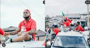 Adeleke Will Get His Mandate Back – Davido Insists