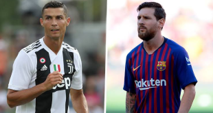 Cristiano Ronaldo Beats Messi To Another Record After Win Against Valencia