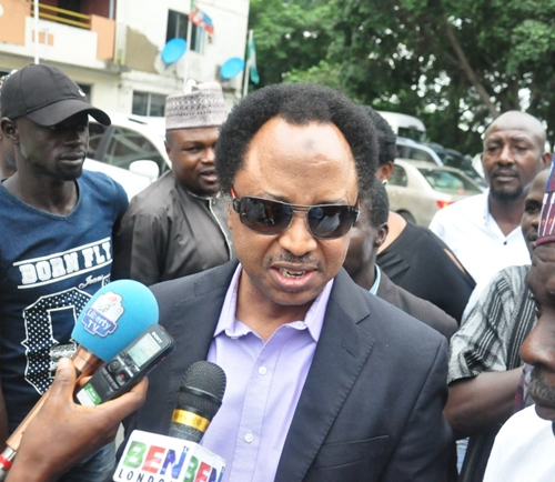 Why APC Senators Didn't Remove Saraki As Senate President - Shehu Sani