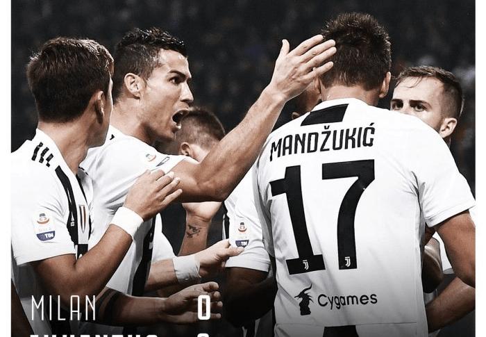 Video: Ac Milan 0 vs 2 Juventus (Serie A) – Highlights & Goals