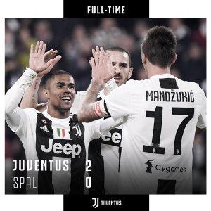 Video: Juventus 2 vs 0 SPAL (Serie A) – Highlights & Goals