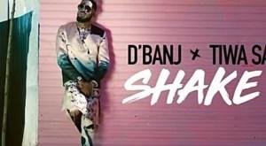 Video: D'Banj ft. Tiwa Savage – Shake It