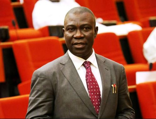 Notorious Criminal Who Invaded Ekweremadu's House Confesses