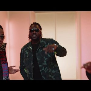 Video: Nana Rogues ft. Wizkid & Not3s – To The Max