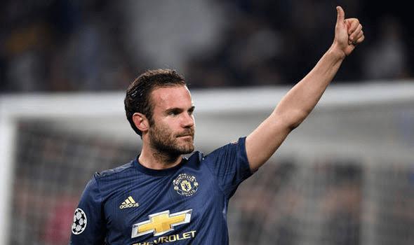 Juan Mata Set To Join Arsenal On Free Transfer